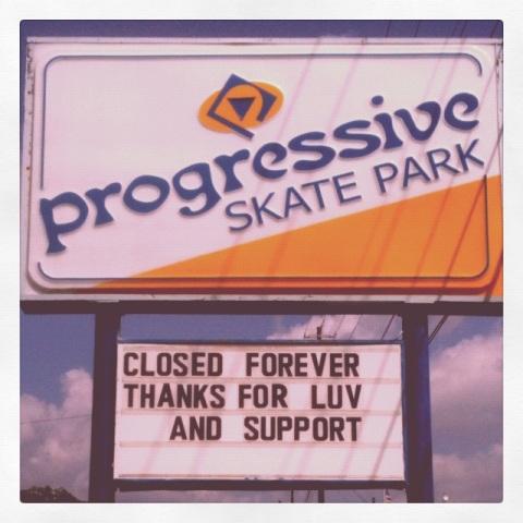 Progressive Skate Park - Canton GA